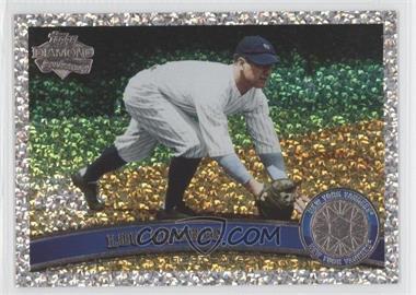 2011 Topps Platinum Diamond Anniversary #5.2 - Lou Gehrig (Legends)