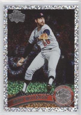 2011 Topps Platinum Diamond Anniversary #570.2 - Bert Blyleven (Legends)