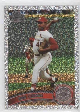 2011 Topps Platinum Diamond Anniversary #645.2 - Bob Gibson (Legends)