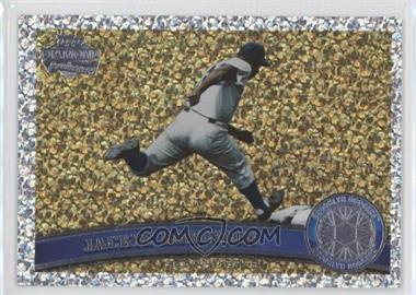 2011 Topps Platinum Diamond Anniversary #80.2 - Jackie Robinson (Legends)