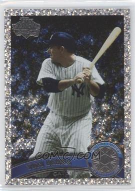 2011 Topps Platinum Diamond Anniversary #90.2 - Yogi Berra (Legends)