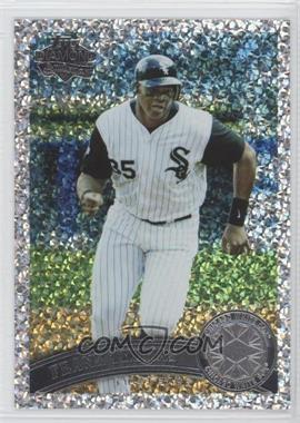 2011 Topps Platinum Diamond Anniversary #93 - Frank Thomas