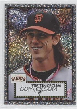 2011 Topps Prizes 1952 Topps Black Diamond Wrapper Redemptions #16 - Tim Lincecum