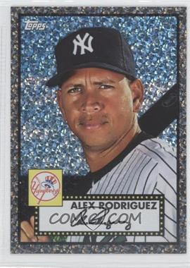 2011 Topps Prizes 1952 Topps Black Diamond Wrapper Redemptions #32 - Alex Rodriguez