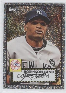 2011 Topps Prizes 1952 Topps Black Diamond Wrapper Redemptions #50 - Robinson Cano