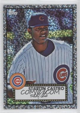 2011 Topps Prizes 1952 Topps Black Diamond Wrapper Redemptions #59 - Starlin Castro