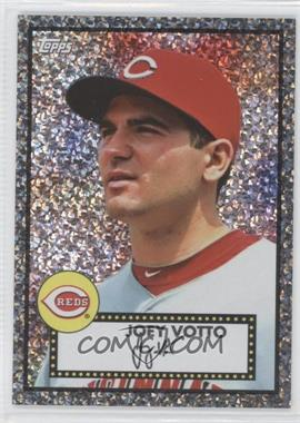 2011 Topps Prizes 1952 Topps Black Diamond Wrapper Redemptions #6 - Joey Votto
