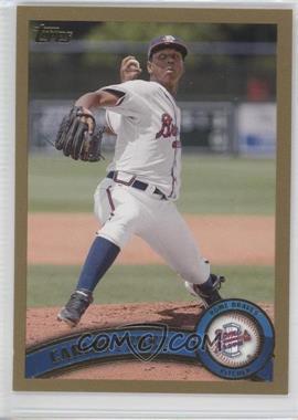 2011 Topps Pro Debut - [Base] - Gold #241 - Carlos Perez /50