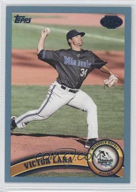 2011 Topps Pro Debut Blue #104 - Victor Lara /309