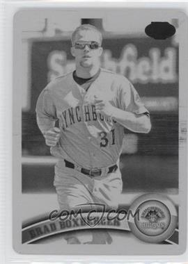 2011 Topps Pro Debut Printing Plate Black #249 - [Missing] /1
