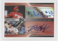 Mike Burns, Wes Hodges /25