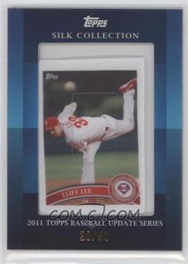 2011 Topps Silk Collection #N/A - Cliff Lee /50