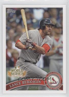 2011 Topps St. Louis Cardinals World Series Champions - Hanger Pack [Base] #WS5 - Lance Berkman