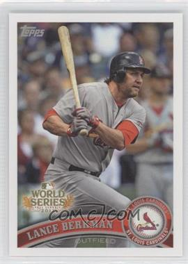 2011 Topps St. Louis Cardinals World Series Champions Hanger Pack [Base] #WS5 - Lance Berkman