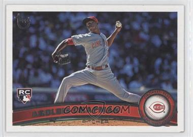 2011 Topps Target [Base] Throwback #110 - Aroldis Chapman