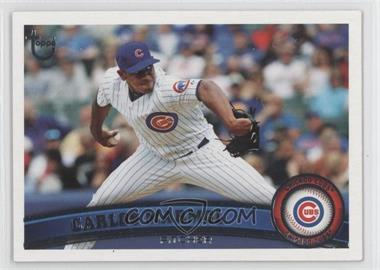 2011 Topps Target [Base] Throwback #12 - Carlos Marmol
