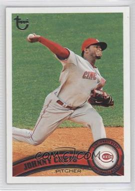 2011 Topps Target [Base] Throwback #142 - Johnny Cueto