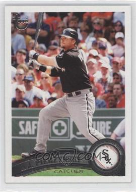2011 Topps Target [Base] Throwback #153 - A.J. Pierzynski