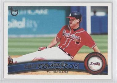 2011 Topps Target [Base] Throwback #169 - Chipper Jones
