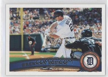 2011 Topps Target [Base] Throwback #175 - Brennan Boesch