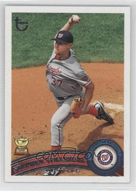 2011 Topps Target [Base] Throwback #183 - Stephen Strasburg