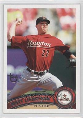 2011 Topps Target [Base] Throwback #222 - Matt Lindstrom