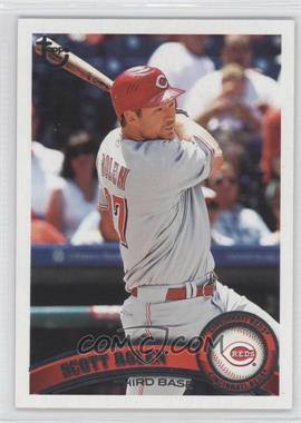 2011 Topps Target [Base] Throwback #228 - Scott Rolen
