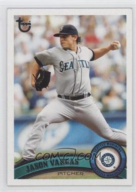 2011 Topps Target [Base] Throwback #237 - Jason Vargas