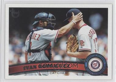 2011 Topps Target [Base] Throwback #360 - Ivan Rodriguez
