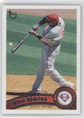 2011 Topps Target [Base] Throwback #420 - Ryan Howard