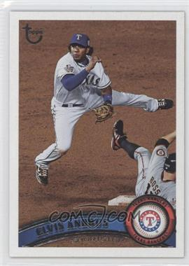 2011 Topps Target [Base] Throwback #435 - Elvis Andrus