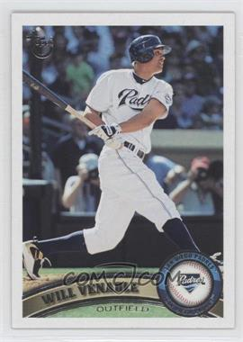 2011 Topps Target [Base] Throwback #463 - Will Venable
