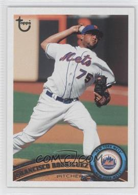 2011 Topps Target [Base] Throwback #486 - Francisco Rodriguez