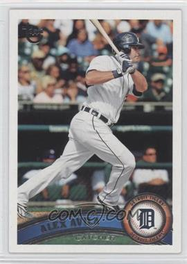 2011 Topps Target [Base] Throwback #497 - Alex Avila