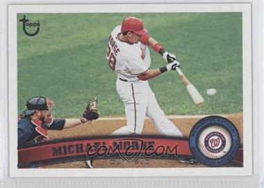 2011 Topps Target [Base] Throwback #518 - Mike Morse