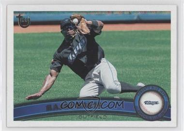 2011 Topps Target [Base] Throwback #588 - Rajai Davis