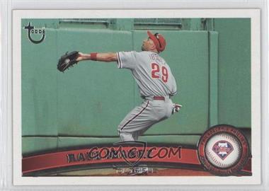 2011 Topps Target [Base] Throwback #656 - Raul Ibanez