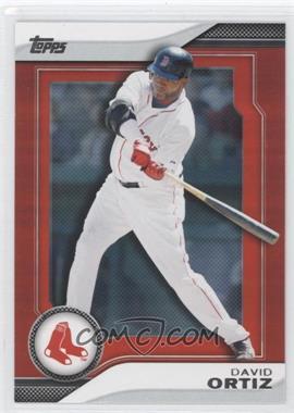 2011 Topps Target Hanger Pack Inserts Red #THP13 - David Ortiz