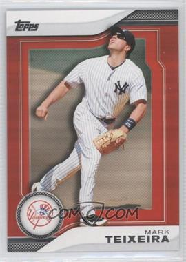 2011 Topps Target Hanger Pack Inserts Red #THP18 - Mark Teixeira