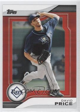 2011 Topps Target Hanger Pack Inserts Red #THP9 - David Price