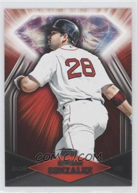2011 Topps Target Red Diamond #RDT16 - Adrian Gonzalez