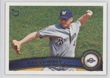 2011 Topps Target Throwback #14 - Randy Wolf