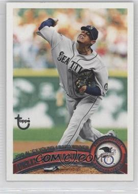 2011 Topps Target Throwback #168 - Felix Hernandez