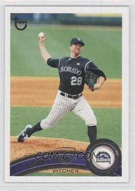 2011 Topps Target Throwback #230 - Aaron Cook