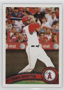 2011 Topps Target Throwback #255 - Torii Hunter