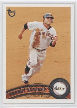 2011 Topps Target Throwback #260 - Freddy Sanchez