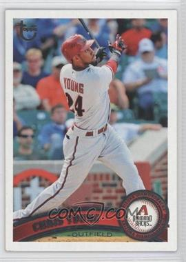 2011 Topps Target Throwback #316 - Chris Young