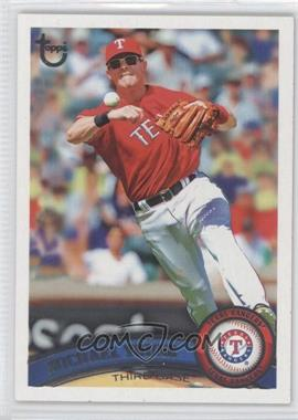 2011 Topps Target Throwback #320 - Michael Young