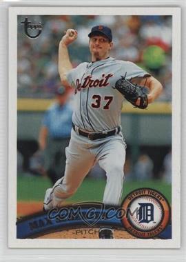 2011 Topps Target Throwback #33 - Max Scherzer