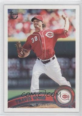 2011 Topps Target Throwback #641 - Travis Wood
